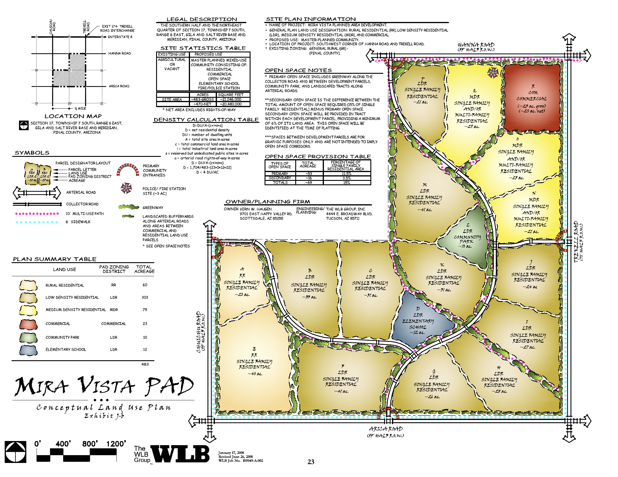 PAD Land for sale in Casa Grande